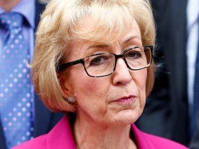 Andrea Leadsom resigns from Theresa May's government over her Brexit plans