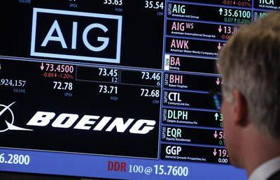 Boeing stock drops most in two decades after 2nd crash of its popular 737 passenger jet
