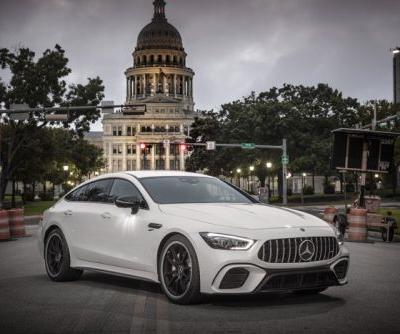 Mercedes AMG GT 53 4 Door Coupe starts at $99,000