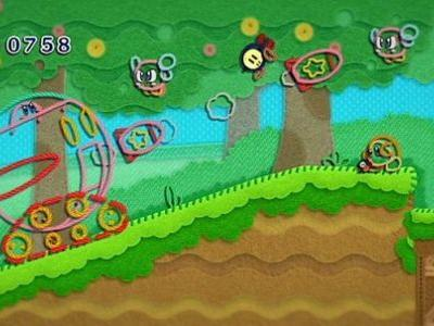 Kirby's Extra Epic Yarn Not New 3DS Exclusive After All