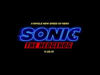 Sonic the Hedgehog Live-Action Design Partially Revealed in New Poster