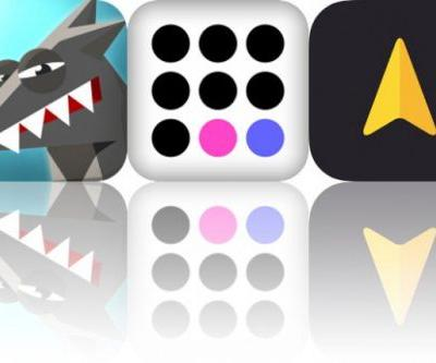 Today's Apps Gone Free: Bring Me Cakes, MaxDominator and Anchor Pointer