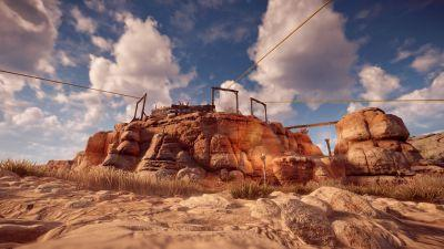 Horizon Zero Dawn guide: how to complete each of the Hunting Grounds challenges for the Weapons of the Lodge quest