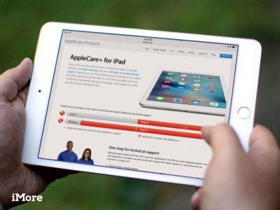 Should you get AppleCare+ or insurance for your iPad?