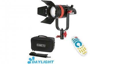 CAME-TV Unleashes Updated Q-Series Portable Fresnel Lights