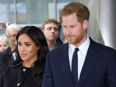 Will Meghan Markle and Prince Harry's Baby Have Dual Citizenship in England and the U.S.? Here's What We Know