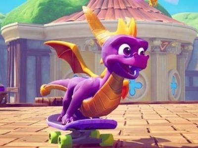 Spyro Reignited Trilogy Disc Requires 42 GB Mandatory Update