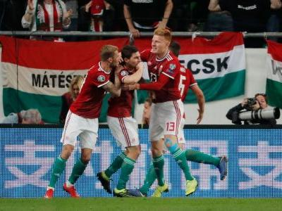 Hungary's Patkai nets winner to see off WC finalists Croatia