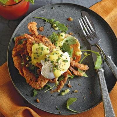 Dig Into Our Most Creative Eggs Benedict Day Recipes