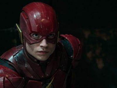 Ezra Miller Teams Up With Grant Morrison To Pen 'The Flash' Script in Creative Clash With Directors