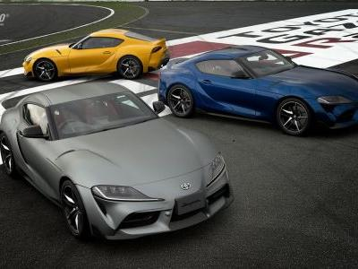 A90 Toyota Supra, McLaren F1 GTR And More Added To GT Sport