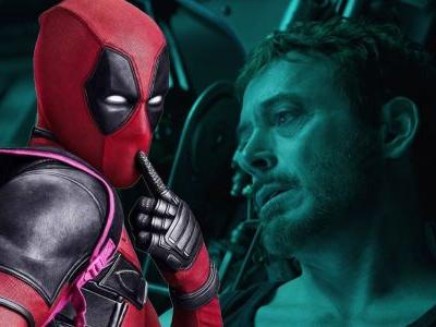 Avengers: Endgame URL Redirects to Once Upon a Deadpool Page