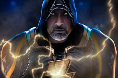 The Rock Unravels Black Adam Character Arc, Will He Stay a