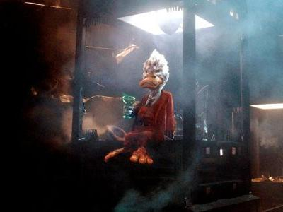 Infinity War Script Originally Included a Howard the Duck Cameo
