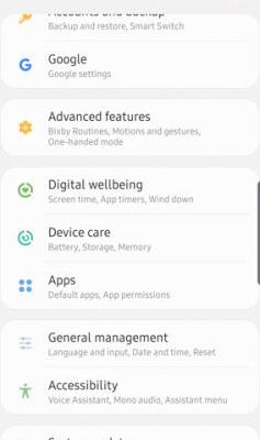 How To Automatically Disable Unused Apps On Samsung Galaxy S10