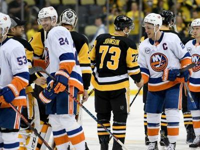 NHL playoffs 2019: Islanders complete first playoff sweep since 1983 Stanley Cup clincher