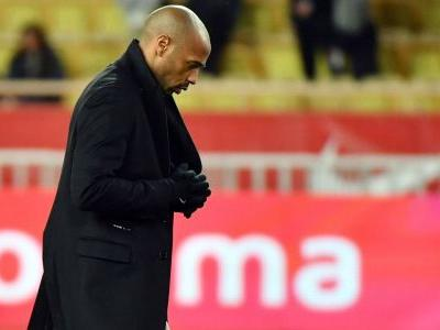 Monaco boss Henry angered by VAR malfunction during 5-1 defeat