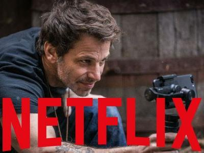 Zack Snyder Creating Norse Mythology Anime Series For Netflix