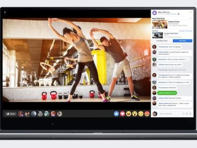 Facebook's 'shared viewing' video feature is coming to all groups