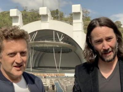 Keanu Reeves and Alex Winters Announce Bill & Ted 3 for August 2020