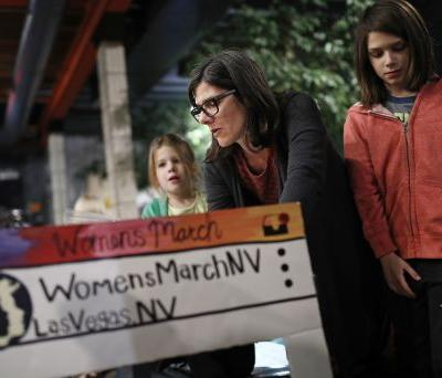 Women will march again with aim to become a political force