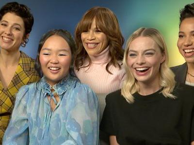 Birds of Prey Interviews With Margot Robbie, Cathy Yan And More