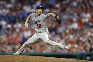 Plouffe's homer in 16th leads Phillies over Dodgers