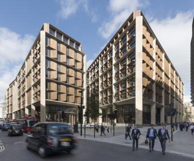 Foster + Partners' Bloomberg HQ Wins 2018 RIBA Stirling Prize for the UK's Best New Building