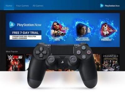 PlayStation Now May Receive a Download Feature