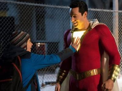 SHAZAM! Review: Not A Boy, Not Yet A Superhero