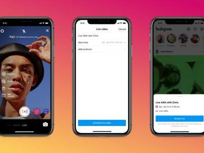 Instagram: Live Scheduling, Practice Mode Comes to Better Livestream Experience by Users