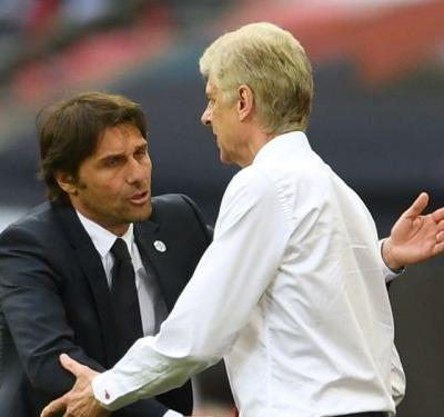 'We're talking about one of the best' - Wenger's Arsenal tenure will not be matched, says Chelsea boss Conte