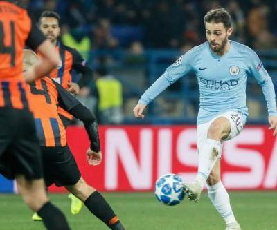 Watch: Bernardo Silva scores seconds after being substituted into Champions League match