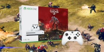 Deal: Get the recently released Xbox One S 1TB Halo Wars 2 Bundle for $299