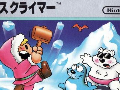 Ice Climber is the Latest Arcade Archives Title
