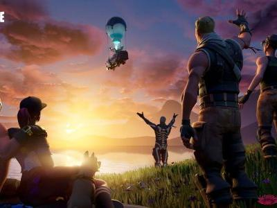Fortnite: The End Event Sees Everything Consumed by Black Hole