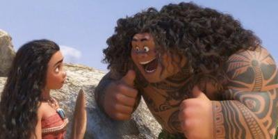 You're Welcome: Watch Dwayne Johnson's Entire Musical Moment From 'Moana' Right Now