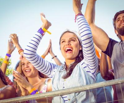 Going To A Concert Is Better For You Than Yoga, Study Says