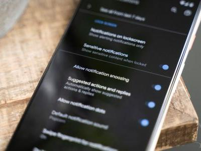 Android Q Beta 5: Notification snoozing can be disabled, now off by default