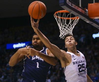 Gavin Baxter's first start, career night leads BYU basketball to 67-49 win over LMU