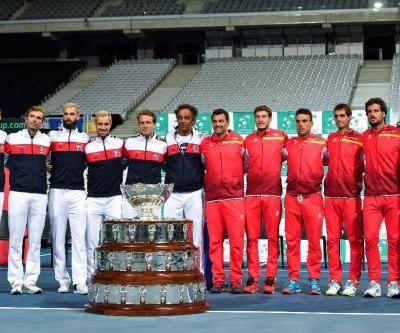 Argentina and Great Britain picked as 2019 Davis Cup wild cards