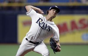 Glasnow wins 4th in a row, Rays beat Orioles 4-2