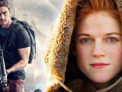 The Time Traveler's Wife HBO Series Teams Rose Leslie & Theo James