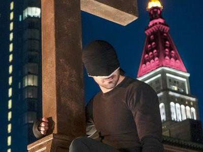 Daredevil Returns From The Dead In First Season 3 Photos