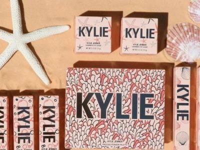 When Does Kylie Cosmetics' Under The Sea Collection Drop? Mermaid Makeup Is Just Around The Corner