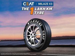 CEAT Milaze X3 - The 1 Lakh km Tyre Top 4 Reasons To Buy It For Your Car