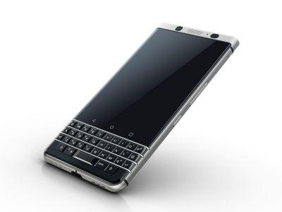 BlackBerry officially reveals its next Android smartphone, the 'KEYone'