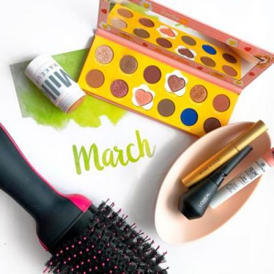 MARCH FAVS THAT ROCKED MY WORLD