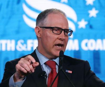 EPA watchdog: Agency should recoup $124,000 in 'excessive' Pruitt travel costs