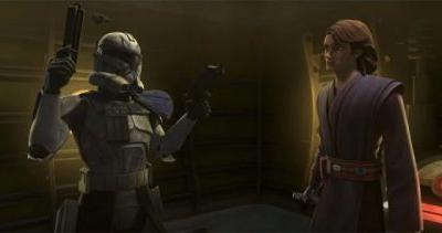 """'The Clone Wars' Season 7 Review: """"A Distant Echo"""" Explores the Practicalities of War"""
